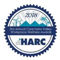 HARC 2018 Workplace Wellness Awards logo