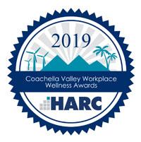 HARC 2019 Workplace Wellness Awards logo