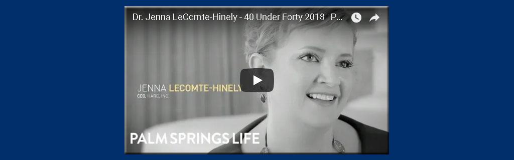 Dr. Jenna LeComte-Hinely
