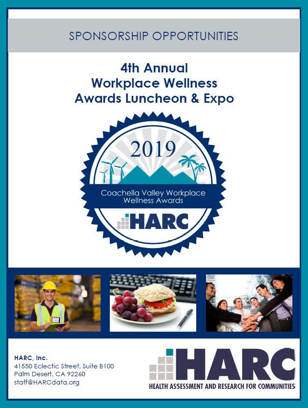 HARC's Workplace Wellness Awards Sponsorship