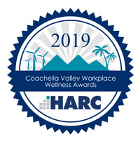 HARC 2019 Workplace Wellness Awards logo