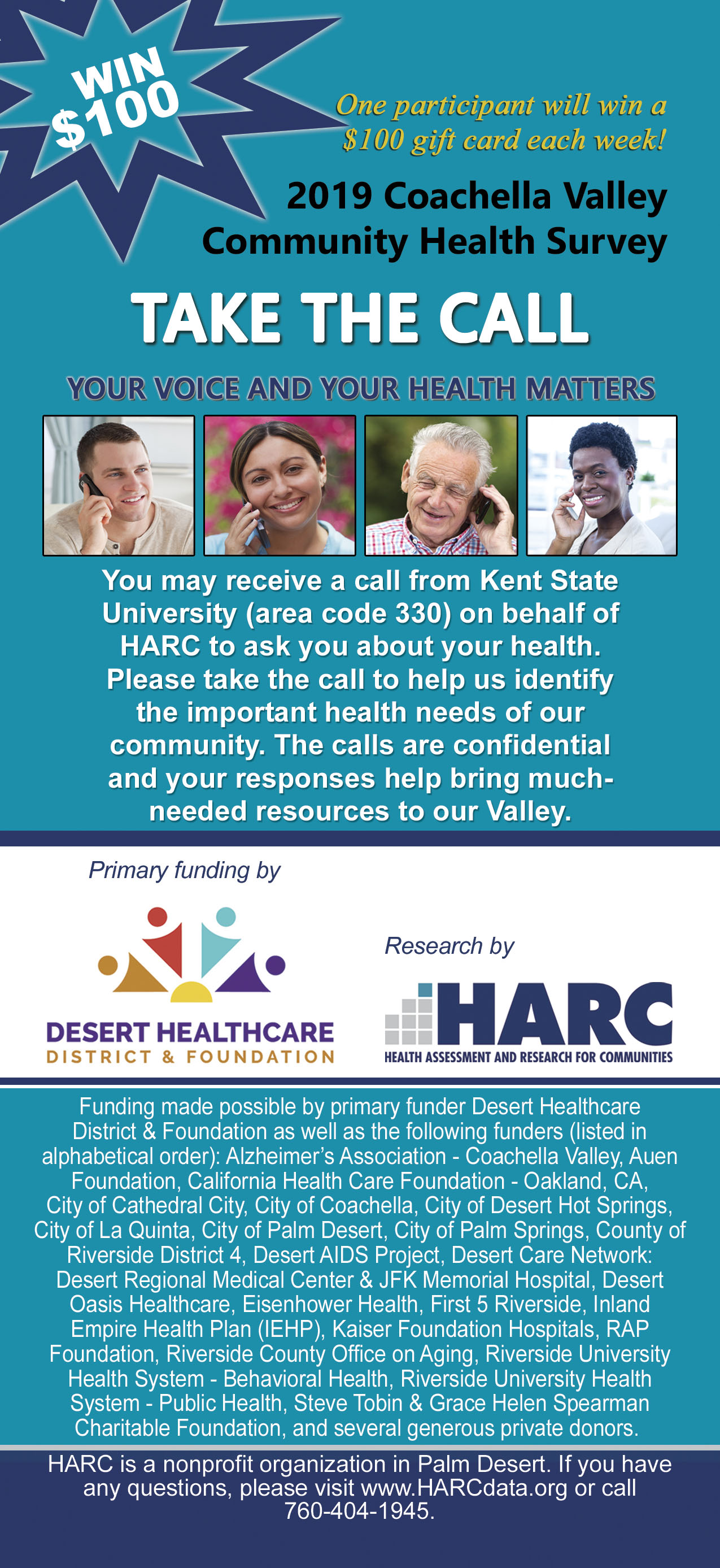 2019 Coachella Valley Community Health Survey