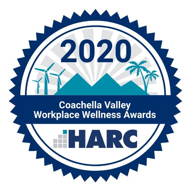 HARC 2020 Workplace Wellness Awards logo
