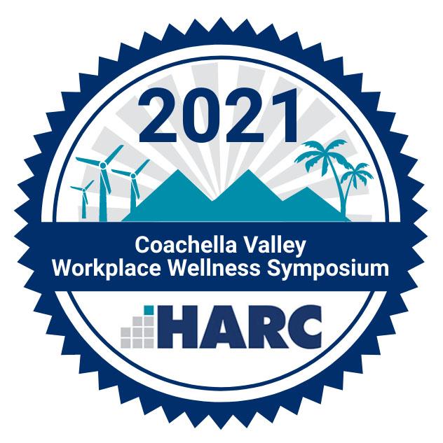 HARC 2021 Workplace Wellness logo